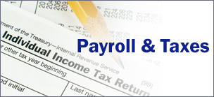 Tax Return - Accounting Services