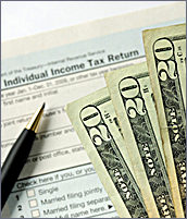 Taxes and Bills - Tax Preparation